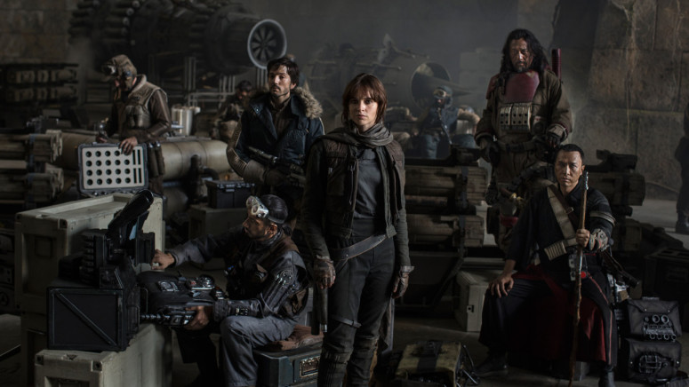 Star Wars: Rogue One Cast Members