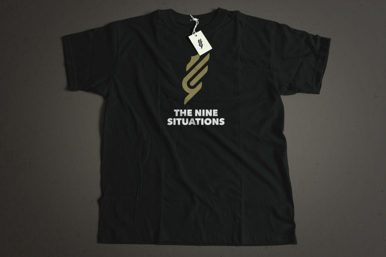 The Nine Situations T-shirt Design
